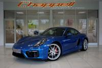 Cayman (981) 3.4 GTS 6 Speed Manual