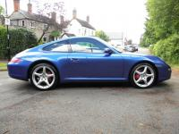 Porsche 911 (997) Carrera 2 3.6 Manual