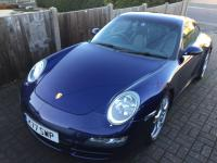 997.1 Carrera 2 Lapis Blue, Sadly Cat D