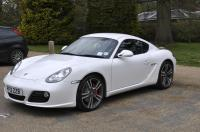 2012 CAYMAN S (gen 2) - Top spec and condition