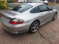 Porsche 911 Turbo (996) manual