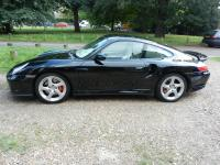 996 Turbo X50 Manual Black with Ivory