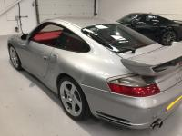 2003 996 Turbo Tiptronic