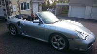 PORSCHE 996 TURBO MANUAL CABRIOLET
