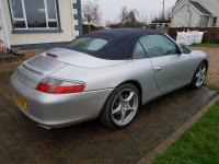 2002 911 (996) Carrera C4s Tiptronic convertible