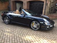 911 Turbo Cabrio 997.1 tiptronic