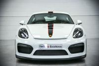 SOLD - Porsche Cayman GT4 ClubSport (2016)