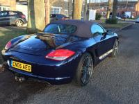 Porsche Boxster S 3.2 987 IMS Upgraded,New clutch,