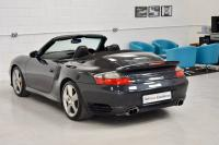 2005 996 Turbo S Cabriolet Manual