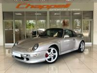 911 (993) 3.6 C4S Aerokit Coupe +Only 41,000 Miles