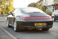 Porsche 911 type 996 Carrera C4S Manual Coupe