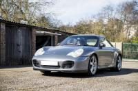 996 C4S - Tiptronic - 72k - Seal Grey, Boxster Red