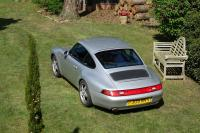 Porsche 993 Carrera 4 Coupe - Manual