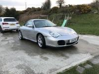 Porsche 996 Carrera 4s Manual FSH 79K Miles
