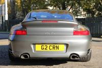 996 Turbo Seal Grey / Black Leather