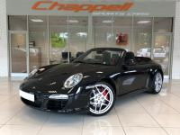 911 (997) 3.8 C2S PDK Cabriolet