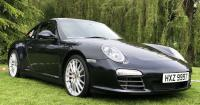 997.2 C4S PDK - Atlas Grey