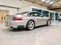 SOLD - 2002 Porsche 996 Turbo