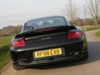 High Spec - 997 TURBO (28,800 miles) - Black/Black