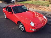 968 Coupe LHD