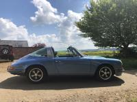 1972 PORSCHE 911 TARGA 2.4E *RARE OIL FLAP MODEL*