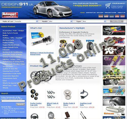 Porsche forum view topic porsche parts for Design 911 discount code