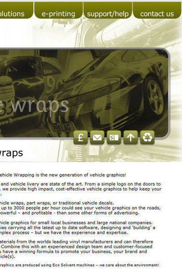 Porsche Body Wrapping & Design