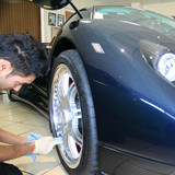 Porsche Car Care - Wheels & Tyres