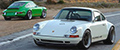 Singer Porsche 911 Gets Cosworth Engines
