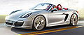 The new 2012 Porsche Boxster (981)