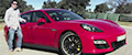 Evo Video, the Porsche Panamera GTS
