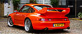 Amazing Orange 911 GT2 (993) Club Sport